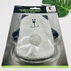 Accessories - Panda Bear Microfiber Screen Cleaning Cloth